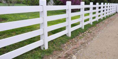 3 Common Issues When Building a Fence on a Slope, Spencerport, New York