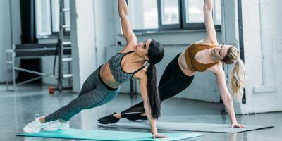 Top 4 Reasons Why Women Should Practice Yoga, Groton, Connecticut