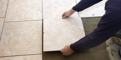 4 Reasons to Use Ceramic Tile Flooring in Your Home, Wilmington, Ohio