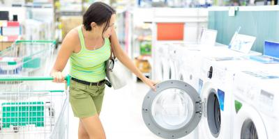 How to Find the Right Washer & Dryer for Your Home, Honolulu, Hawaii