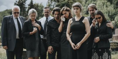 What Should You Wear to a Funeral?, Middletown, New York
