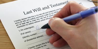What Are the Consequences of Not Having a Will? , Manhattan, New York