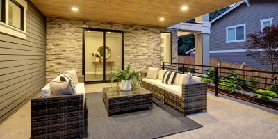How to Decorate & Insulate Your Patio Room for the Winter, Forest Park, Ohio