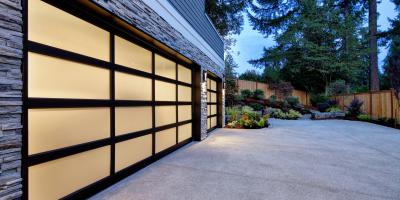 4 Reasons to Install New Garage Doors, Lexington, North Carolina
