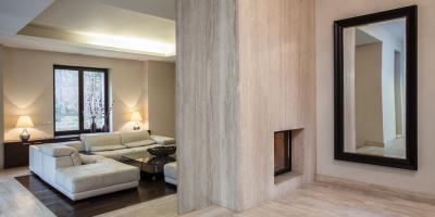 4 Interior Design Benefits of Choosing Beveled Mirrors, Woodburn, Oregon