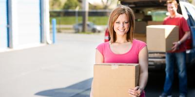 How Storage Units Can Help With Your New Year's Resolution of Decluttering, Anchorage, Alaska