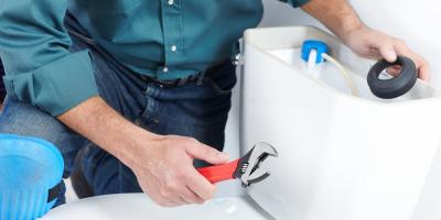 4 Reasons Your Toilet May Be Leaking, Wisconsin Rapids, Wisconsin