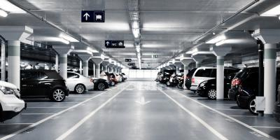 3 Perks of Using a Parking Garage, Washington, District Of Columbia