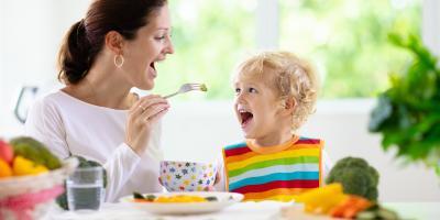 How to Help Your Kids Eat a Healthy Lunch, Honolulu, Hawaii