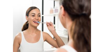 Are You Brushing Your Teeth Too Hard?, Honolulu, Hawaii
