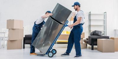 A Useful Guide to Preparing Appliances for a Move, Cincinnati, Ohio