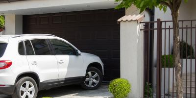 5 Safety Features for Garage Doors, Yonkers, New York
