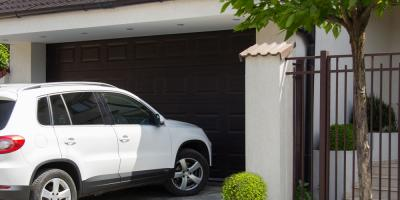 3 Common Garage Door Problems & How to Fix Them, Rosemount, Minnesota