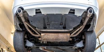 What You Should Know About a Car's Exhaust System, Anchorage, Alaska