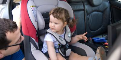 Car Accident Attorney Discusses National Child Passenger Safety Week, Jacksonville, Arkansas
