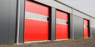 3 Common Repair Issues for Commercial Overhead Doors, Yonkers, New York