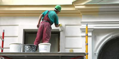 How Often Do You Need to Repaint Your Home Exterior? , Anchorage, Alaska