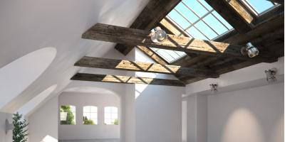 3 Benefits of Skylights, O'Fallon, Missouri