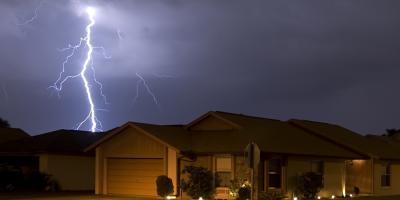 How Monsoon Season Affects Roofing, Lake Havasu City, Arizona