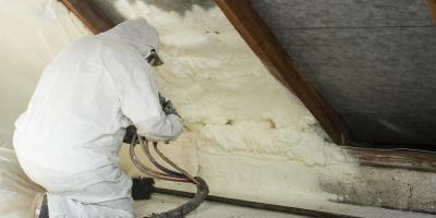 A Guide to Spray Foam Insulation, Eminence, Kentucky