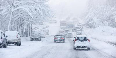 Common Driving Hazards in the Winter, New London, Connecticut
