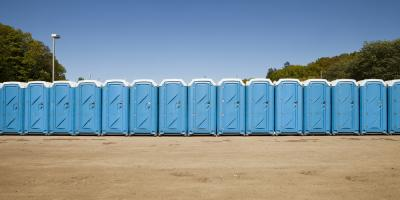 3 Reasons to Rent Port-a-Potty Flushing Units for Your Wedding, South Fork, Missouri