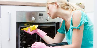 A Guide to Cleaning Your Oven, Elyria, Ohio