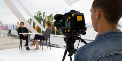 How Live Video Equipment Will Benefit Your Event, Batavia, New York
