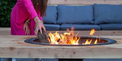 3 Fun Summer Fire Pit Activities , St. Peters, Missouri