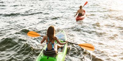 3 Reasons to Take a Guided Kayak Tour in Hawaii, Koolaupoko, Hawaii
