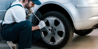 5 Reasons Your Car Needs a Tire Change, Groton, Connecticut