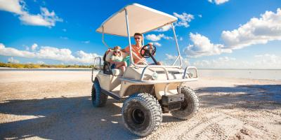 3 Creative Uses for Golf Carts, Lincoln, Nebraska