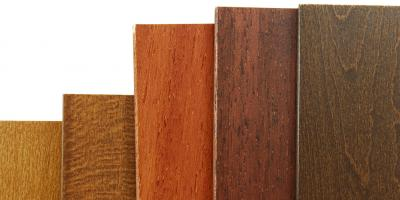 How to Choose Between Real & Faux Wood Blinds, Mack, Ohio