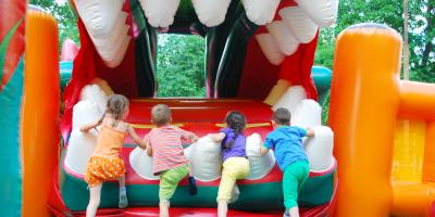 Determining the Appropriate Age for Inflatable Rentals, Rochester, New York