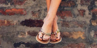5 Foot Care Tips for the Sandal Season, Florissant, Missouri