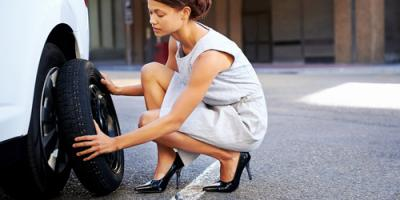 3 Signs You Are About to Get a Flat Tire, Rochester, New York