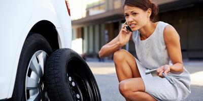A Guide to Flat Tires for Young Adult Drivers, Anchorage, Alaska