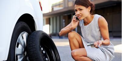 Common Flat Tire Causes That Demand Roadside Assistance, Anderson, Ohio