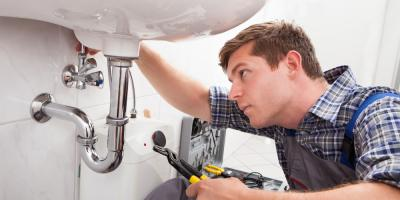 3 Seemingly Minor Plumbing Issues You Shouldn't Ignore, Bristol, Connecticut
