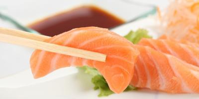 What's the Best Way to Eat Sashimi?, Lahaina, Hawaii