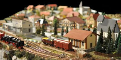How to Narrow Down a Theme for Your Model Railroad, Jacksonville, Arkansas