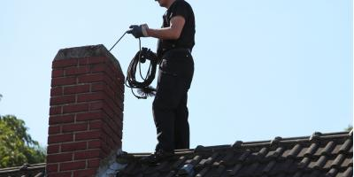 4 Reasons to Have Your Chimney Cleaned, Middletown, Ohio