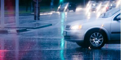 The Do's & Don'ts of Driving in the Rain, Lexington-Fayette Central, Kentucky