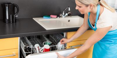 How Should You Load Your Dishwasher?, Elyria, Ohio