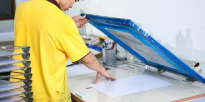 Top 3 Screen Printing Techniques for T-Shirts, La Crosse, Wisconsin