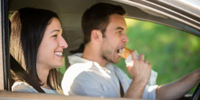 4 Causes of Distracted Driving Other Than Cell Phone Use, Hubbard, Texas