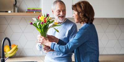 How to Care for Fresh-Cut Flowers in the Winter, North Haven, Connecticut