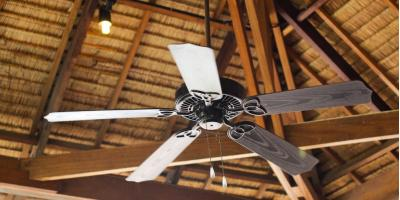 Home Electricians Explain Why Ceiling Fans Are Underrated, West Chester, Ohio