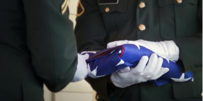How to Choose a Gift for a Veteran Funeral, Delhi, Ohio