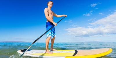 3 Safety Tips to Follow if You're Learning to Paddleboard, Waialua, Hawaii